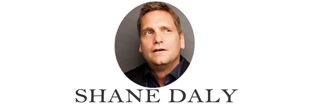 Shane Daly header image